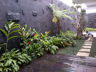 Taman minimalis | Tukang Taman Surabaya | www.jasataman.co.id