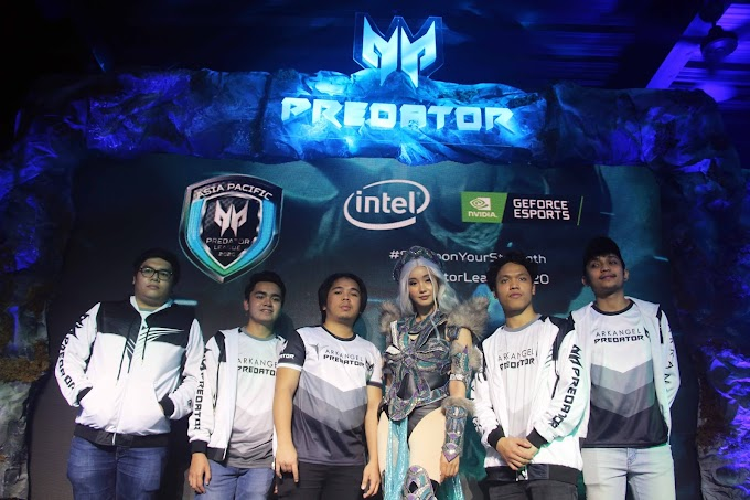 Acer Predator Sets Predator League 2020 in The Philippines
