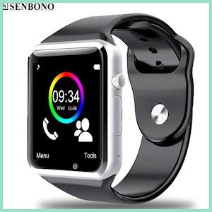 Senbono Smartwatch Elegan - A1 - A2SM03BK