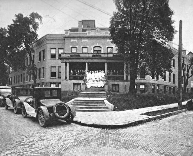 Brownsville General Hospital - Historic Roadside Image