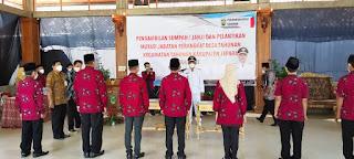 Harapan Danramil 11/Tahunan Dalam Pelantikan Mutasi Jabatan Perangkat Desa