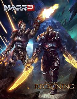 Mass Effect 3 Armor Bonuses and Kingdoms Of Amalur Demo
