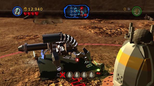 LEGO Star Wars III The Clone Wars PC Full Version Screenshot 2