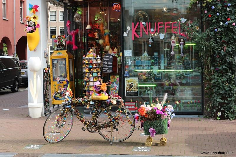 [jennahoo] Matkapäiväkirja: Amsterdam, 2017