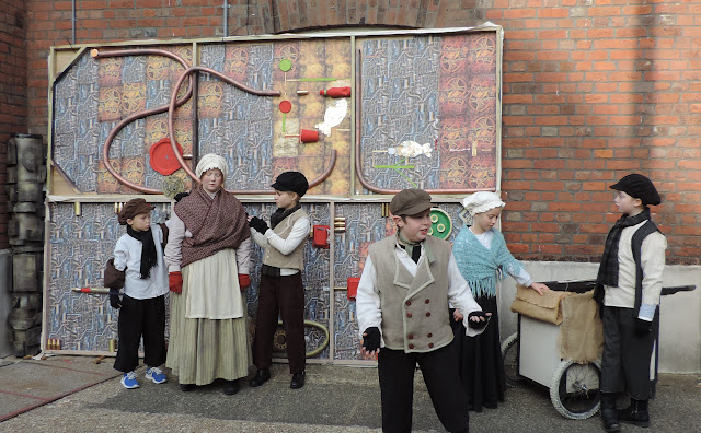 portsmouth victorian festival of christmas