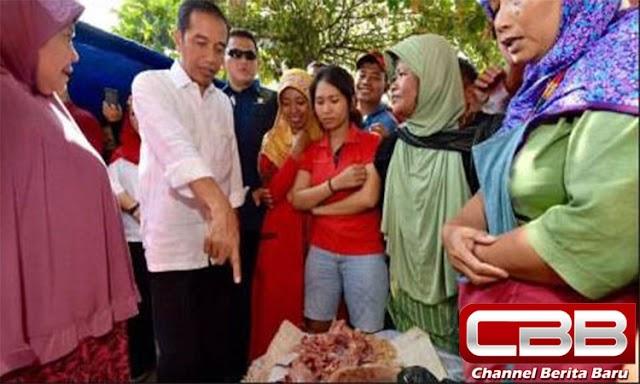 Aksi Blusukan Jokowi Bagi Sembako Dinilai Bisa Picu Masalah di Masyarakat