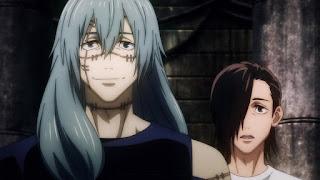 Hellominju.com : 呪術廻戦 アニメ 『真人』 |  Jujutsu Kaisen | Mahito | Hello Anime !