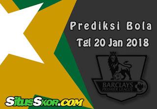 Prediksi Leicester City vs Watford 20 Januari 2018