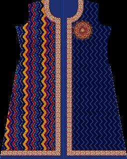 Women Jacket print