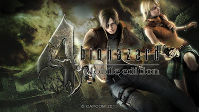 Download Game Android Gratis Resident Evil 4 mobile apk + data