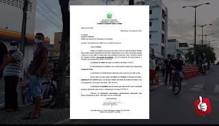 DEP RANIERY SUGERE INSTALAÇÃO DE TENDAS E CADEIRAS PARA ACOMODAR PESSOAS NA FILA DA CAIXA EM GUARABIRA PB