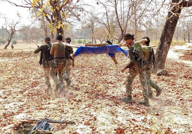 22 Anggota Pasukan Elite India Dibunuh Kelompok Pendukung Ideologi Komunis China