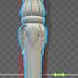 3d leg for cnc &3d printing 9