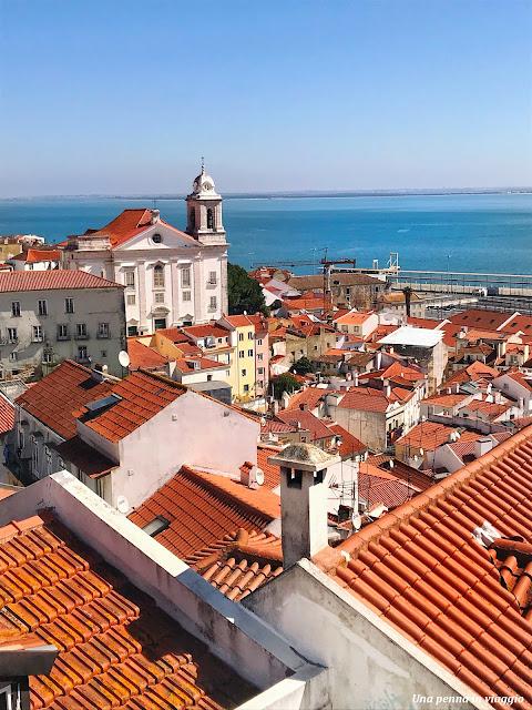 Miradouro più belli Lisbona