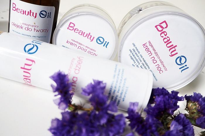kosmetyki beauty oil