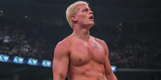 Codyt eltiltották a ringtől a Full Gear után