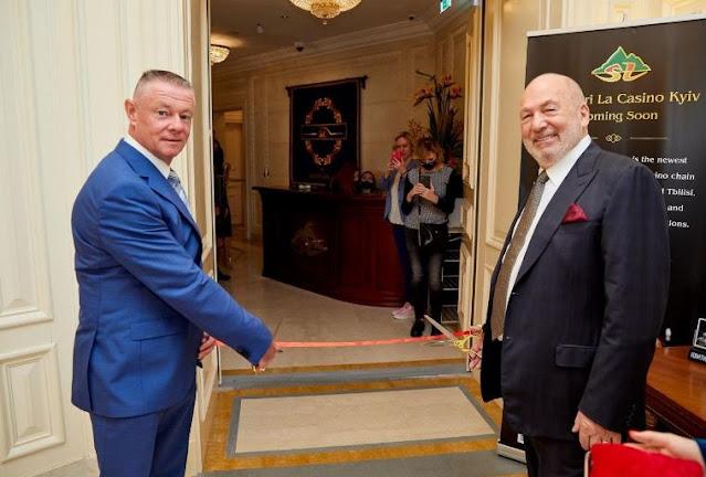 shangri la casino kyiv opens five star hotel ukraine resort
