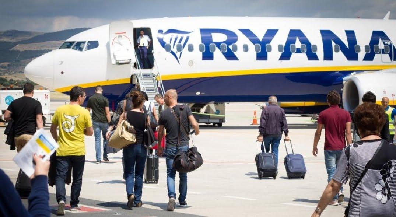 Voli aerei a rischio con il nuovo sciopero Ryanair.