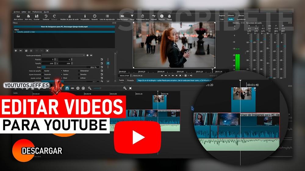 Como Crear Videos para Youtube Gratis y SIN MARCA DE AGUA