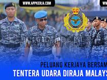 Pengambilan Parajurit Muda Tentera Udara Diraja Malaysia (TUDM)