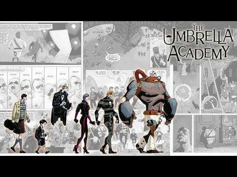 umbrella academy - photo #15