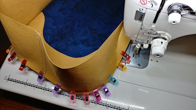 Making a Holly bag with Kraft-Tex