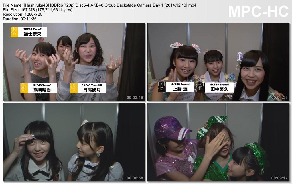 BDRip] AKB48 Group Tokyo Dome Concert ~Suru na yo? Suru na yo