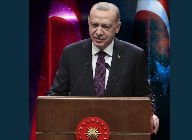 أردوغان تداابير وقائية