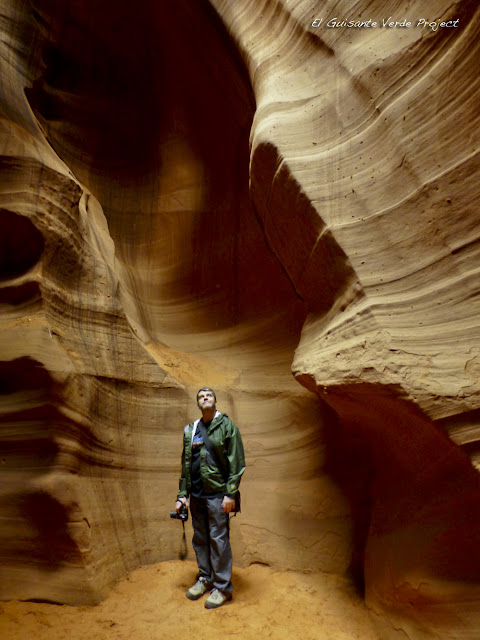Upper Antelope Canyon - Arizona, por El Guisante Verde Project