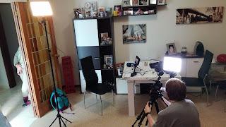 Preparando el set (II) | Cabrones