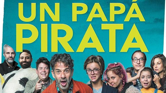 Un Papá Pirata (2019) BRRip 1080p Latino