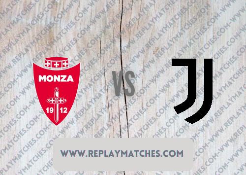 Monza vs Juventus