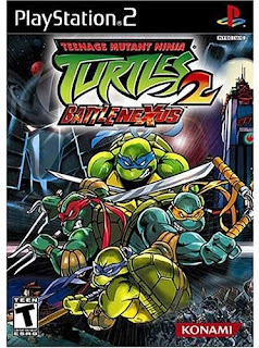 Password Teenage Mutant Ninja Turtles 2: Battle Nexus PS2