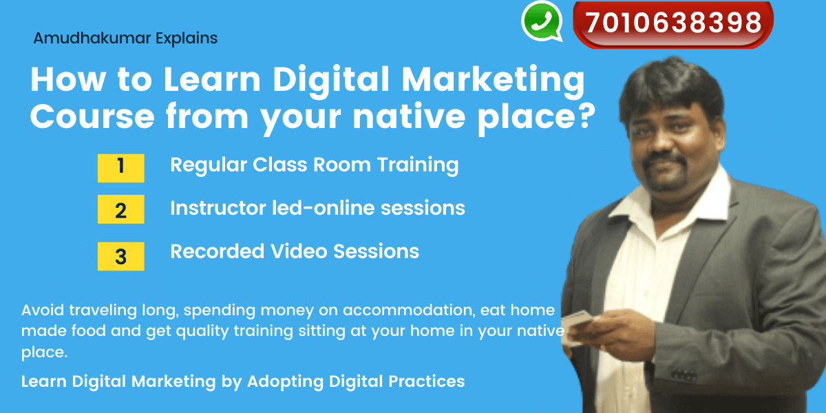 Digital Marketing Course in - Digital Marketing  Training in - Digital Marketing Training Institute in
