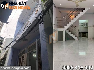 Bán nhà hẻm Nguyễn Oanh phường 17 kế ngã tư An Nhơn - 4x9m giá 2.55 tỷ ( MS 037 )