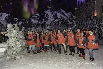 Tahan Sejuk 3 jam 49 Minit dalam suhu -7 di Snow World Genting Highlands