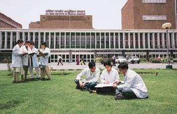 College Life in India