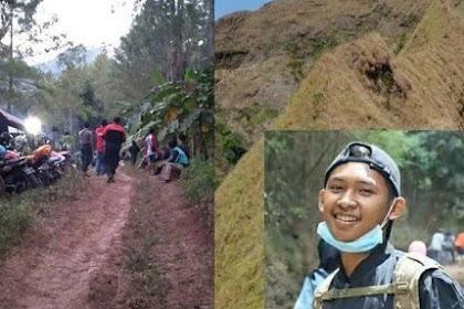 Benarkah Thoriq Pendaki Gunung Bondowoso Meningal Karena Terpeleset ke Jurang?