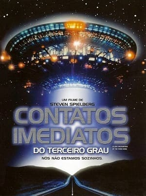Contatos Imediatos do Terceiro Grau Torrent 1080p / 720p / BDRip / Bluray Download