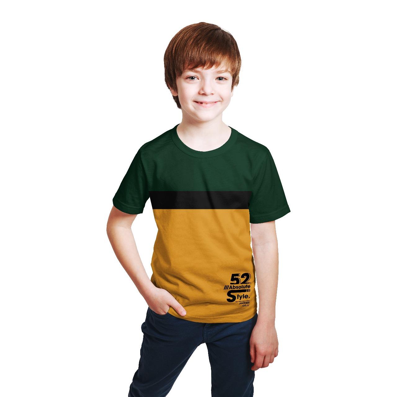 Just Kids Obl Fash Pendek 52 ABSOULT STYLE (ANKL00107)