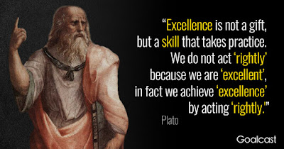 Excellence Quotes In English