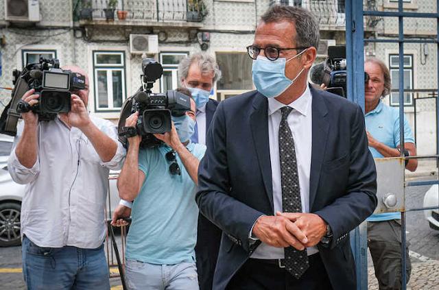 Portugal | MP pede que Mexia seja suspenso da presidência da EDP