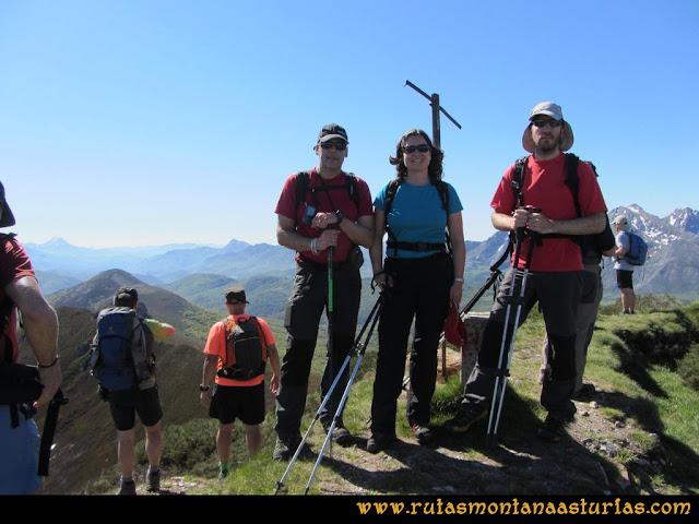 Transcantábrica Tarna-Ponga: Cima del Abedular