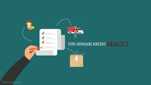 tips hindari kredit macet