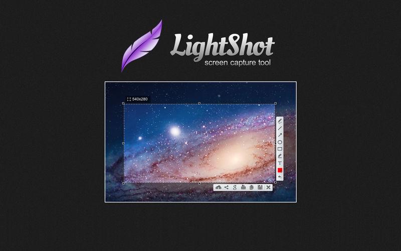 تحميل برنامج تصوير شاشة الكمبيوتر فيديو LightShot للويندز والاندرويد والماك 2020