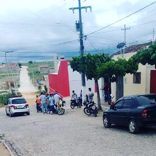 Tentativa de assalto a Casa Lotérica em Damião