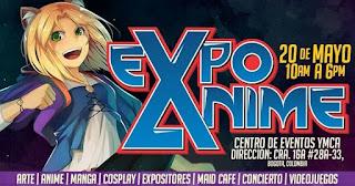 EXPO ANIME Bogotá 2018