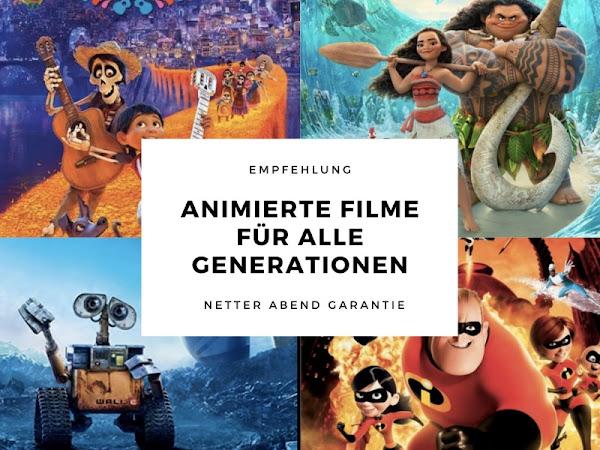 Filme streamen - Netflix, DisneyPlus & Co. - Dazu ein paar animierte Filme für euch, die Kids, die Enkerl