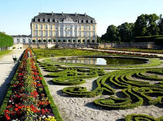 Palacio de Augustusburg - Brühl