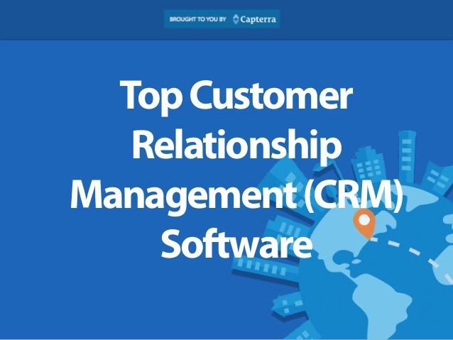 09 phần mềm CRM nền tảng đám mây on cloud tốt nhất